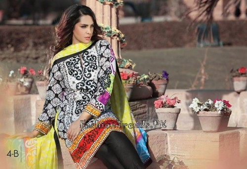 Ayesha Somaya Lawn Collection 2015 (9)