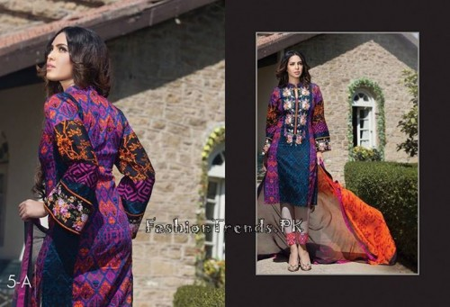 Ayesha Somaya Lawn Collection 2015 (10)