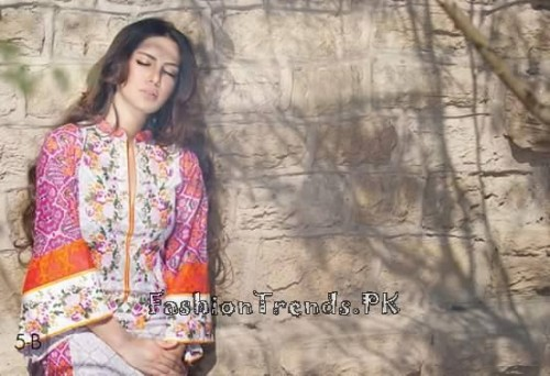 Ayesha Somaya Lawn Collection 2015 (11)