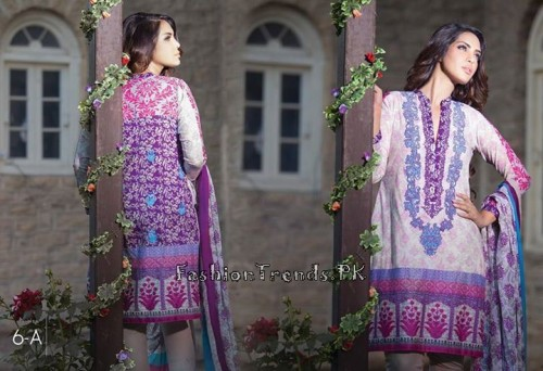 Ayesha Somaya Lawn Collection 2015 (12)