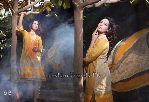 Ayesha Somaya Lawn Collection 2015 (13)