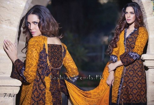 Ayesha Somaya Lawn Collection 2015 (14)