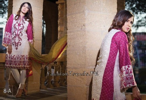 Ayesha Somaya Lawn Collection 2015 (16)