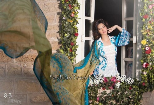 Ayesha Somaya Lawn Collection 2015 (17)