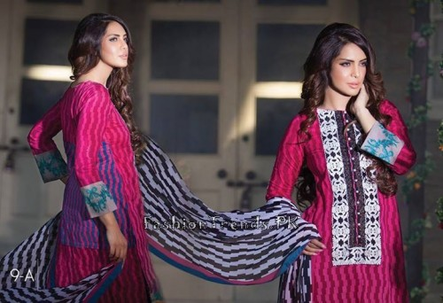Ayesha Somaya Lawn Collection 2015 (19)