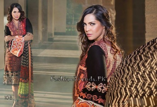 Ayesha Somaya Lawn Collection 2015 (21)
