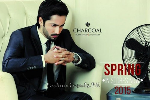 Charcoal Spring Collection 2015 for Men