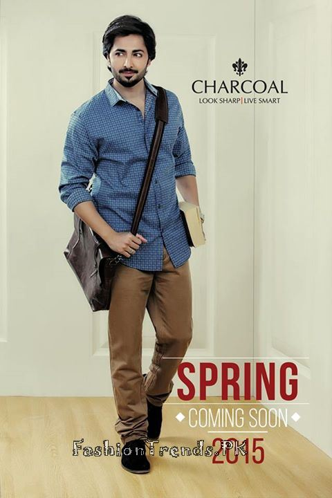 Charcoal Spring Collection 2015 for Men (4)