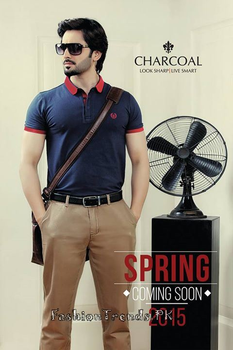 Charcoal Spring Collection 2015 for Men (5)