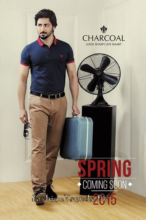 Charcoal Spring Collection 2015 for Men (6)