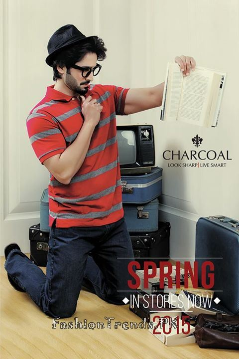Charcoal Spring Collection 2015 for Men (10)
