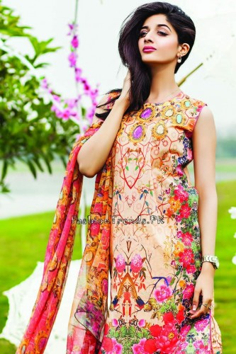 Cross Stitch Summer Lawn Collection 2015 (2)