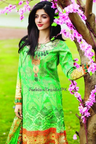 Cross Stitch Summer Lawn Collection 2015 (7)