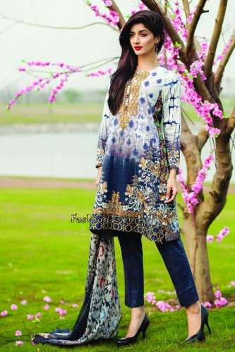 Cross Stitch Summer Lawn Collection 2015 (8)