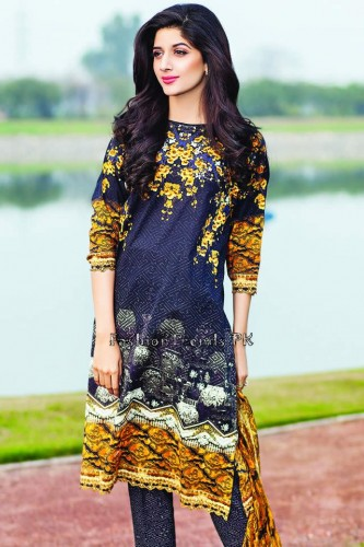 Cross Stitch Summer Lawn Collection 2015 (9)