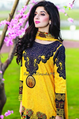 Cross Stitch Summer Lawn Collection 2015 (10)