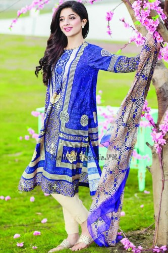 Cross Stitch Summer Lawn Collection 2015 (13)