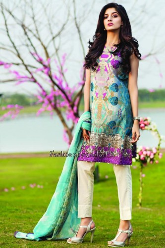 Cross Stitch Summer Lawn Collection 2015 (14)
