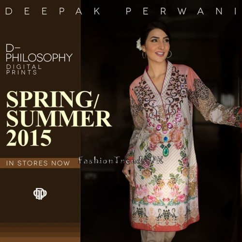 Deepak Perwani Spring Summer Collection 2015 (5)
