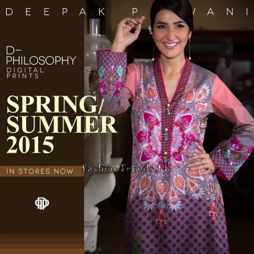 Deepak Perwani Spring Summer Collection 2015 (6)