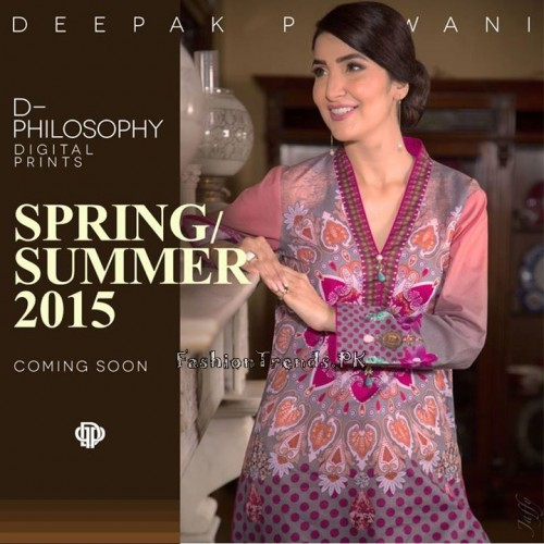 Deepak Perwani Spring Summer Collection 2015 (9)
