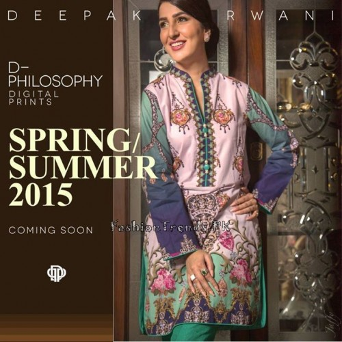 Deepak Perwani Spring Summer Collection 2015 (10)