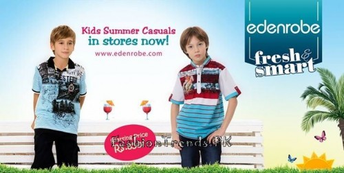 Eden Robe Kids Summer Casual Collection 2015 (1)