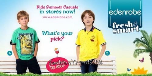 Eden Robe Kids Summer Casual Collection 2015 (2)