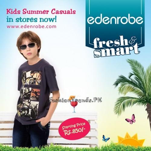 Eden Robe Kids Summer Casual Collection 2015 (5)