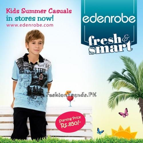 Eden Robe Kids Summer Casual Collection 2015 (7)