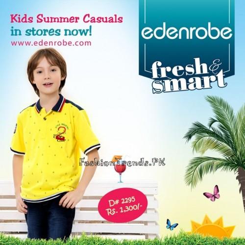 Eden Robe Kids Summer Casual Collection 2015 (8)