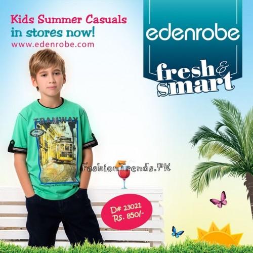 Eden Robe Kids Summer Casual Collection 2015 (9)