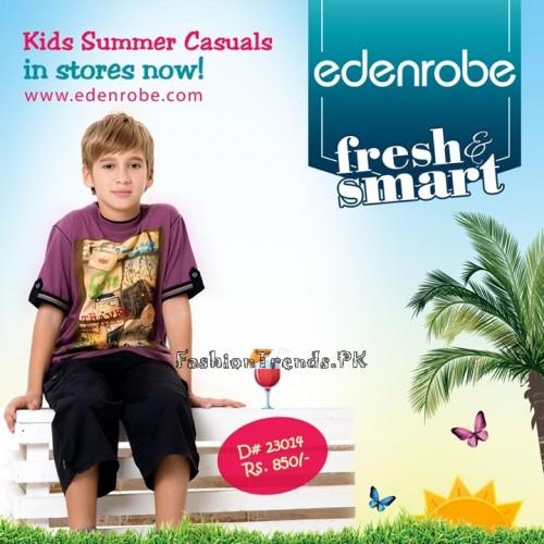 Eden Robe Kids Summer Casual Collection 2015 (11)