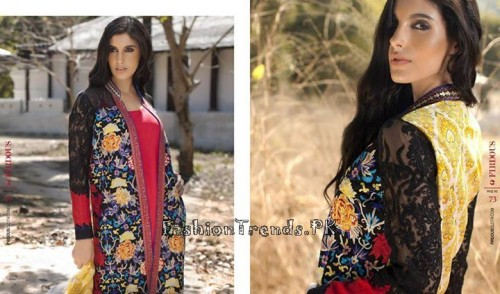 Firdous Fashion Carnival Collection 2015 (5)