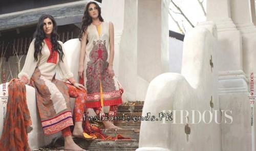 Firdous Fashion Carnival Collection 2015 (4)