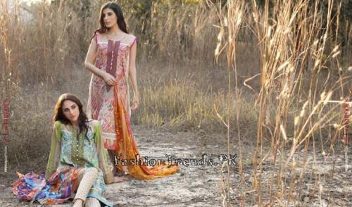Firdous Fashion Carnival Collection 2015 (2)