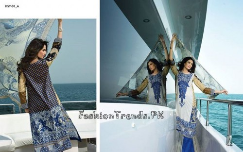 HSY Lawn Collection 2015 by Ittehad Textile (3)