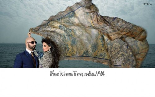 HSY Lawn Collection 2015 by Ittehad Textile (15)