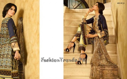 HSY Lawn Collection 2015 by Ittehad Textile (28)