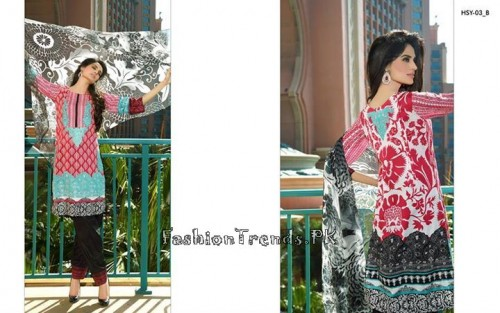 HSY Lawn Collection 2015 by Ittehad Textile (32)