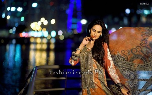 HSY Lawn Collection 2015 by Ittehad Textile (45)