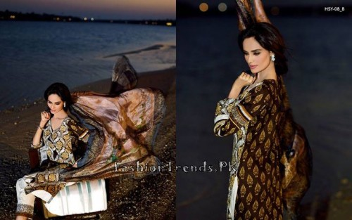 HSY Lawn Collection 2015 by Ittehad Textile (50)