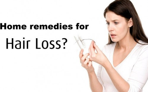 Home Remedies for Reducing Hair Loss