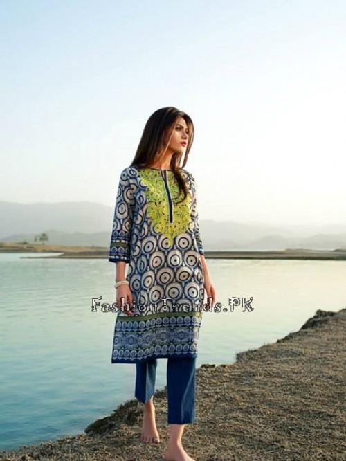 Khaadi Summer Lawn Dresses 2015 (4)