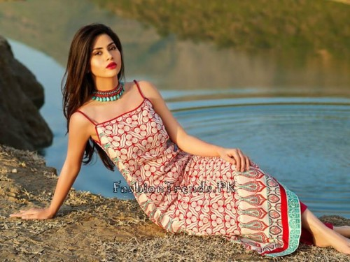 Khaadi Summer Lawn Dresses 2015 (5)