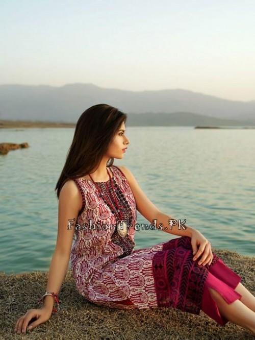 Khaadi Summer Lawn Dresses 2015 (6)