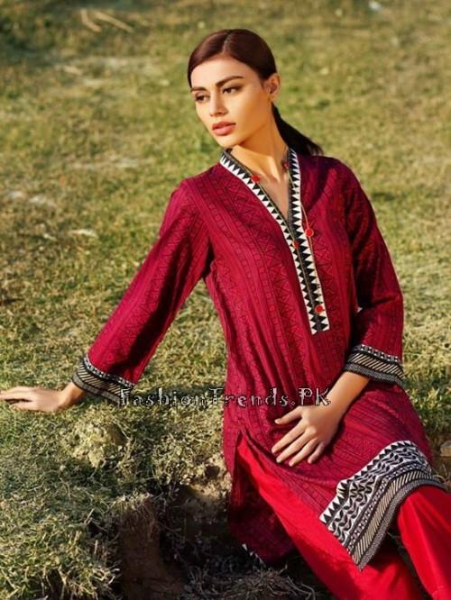 Khaadi Summer Lawn Dresses 2015 (9)