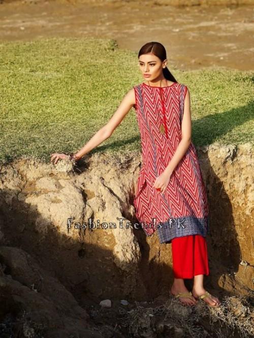 Khaadi Summer Lawn Dresses 2015 (10)