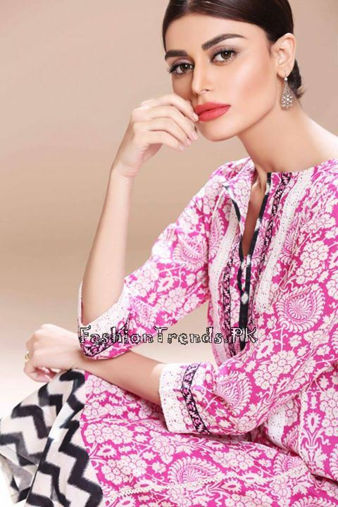 Khaadi Summer Lawn Dresses 2015 (11)