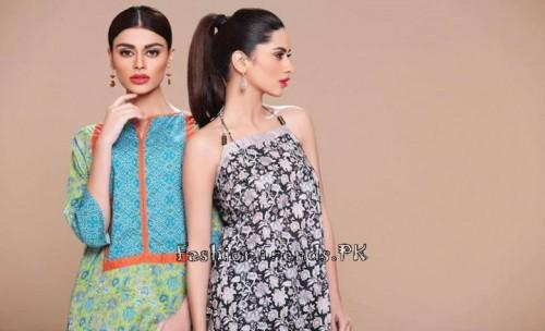 Khaadi Summer Lawn Dresses 2015 (13)